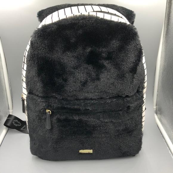Betsey Johnson Handbags - Betsey Johnson Backpack with Hood